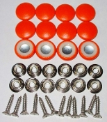 Dura Snap Upholstery Buttons For Rv And Camper Furniture