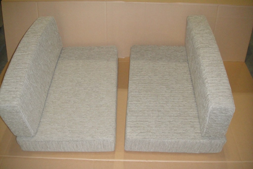 Custom Made Set Dinette Cushions